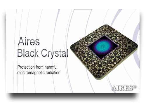 Aires Black Crystal